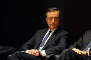 ecb president cryptocurrency price boom having limited effect on economy 300x200 - ECB President: Cryptocurrency Price Boom Having Limited Effect on Economy
