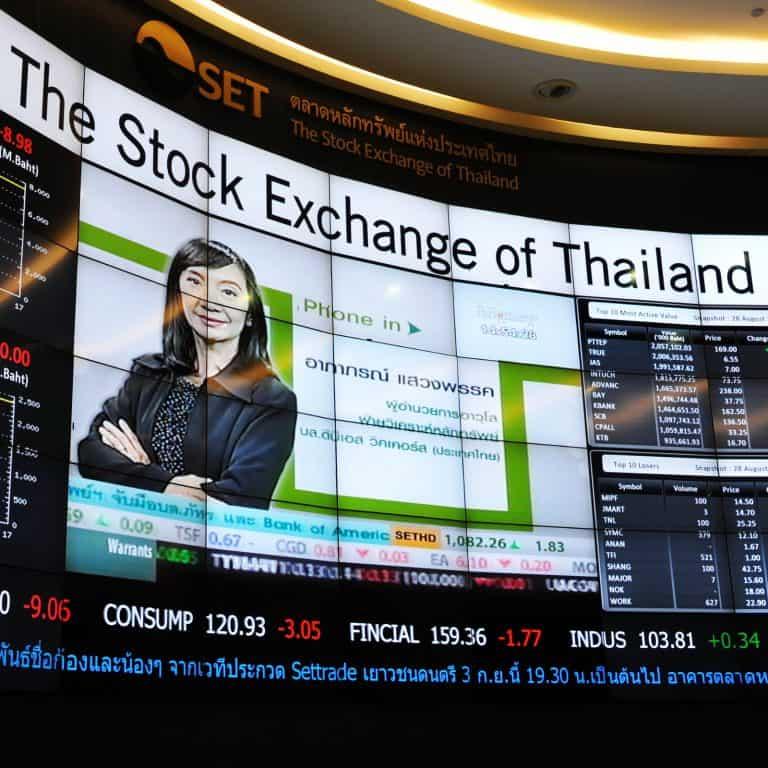 Stock Exchange of Thailand Unveils Plan to Enter the Crypto - Stock Exchange of Thailand Unveils Plan to Enter the Crypto Space