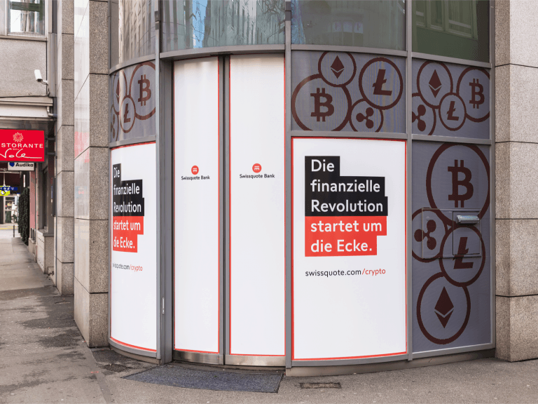 Online Bank Swissquote to Add Crypto Custodial Service - Online Bank Swissquote to Add Crypto Custodial Service