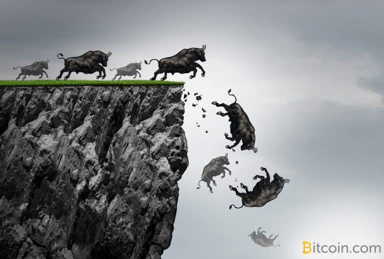 Markets Update Crypto Bulls Lose Footing After Stablecoin Controversy - Markets Update: Crypto Bulls Lose Footing After Stablecoin Controversy