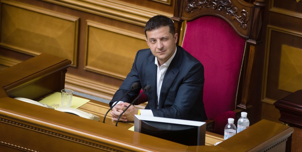 Ukraine in a Rush to Legalize Cryptocurrencies Under Zelensky