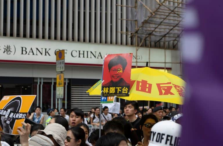 Economic Turmoil in Hong Kong Escalates as Colonial Era Law Is - Economic Turmoil in Hong Kong Escalates as Colonial-Era Law Is Imposed