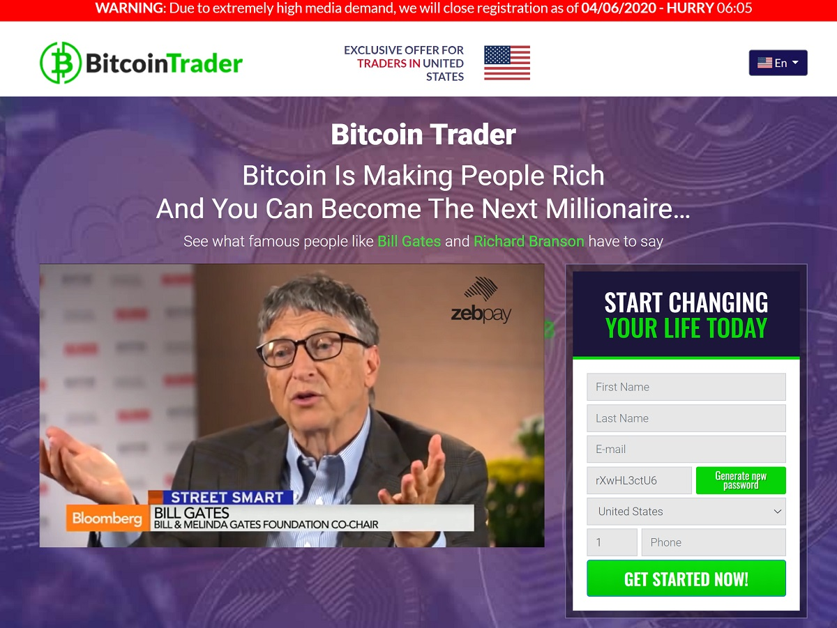 Bitcoin Trader: Google Helps Scam Crypto Trading App Look Legit in Reviews